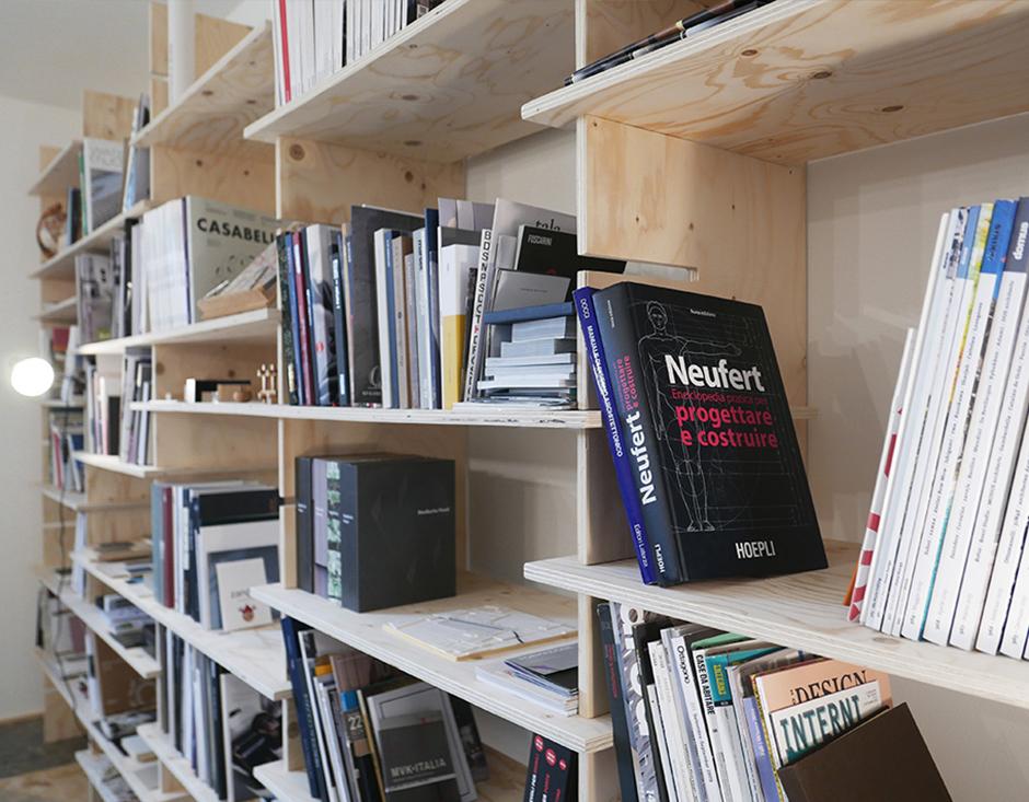 Dettaglio Libreria