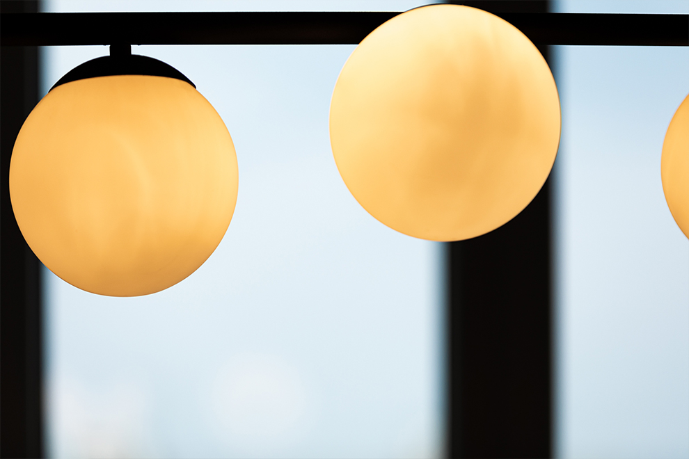 Lampada su Tavolo